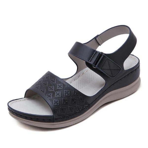 sportliche schuhe - schöne sandalen