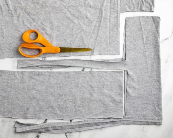 t-shirt atemmaske selber machen ohne nähen