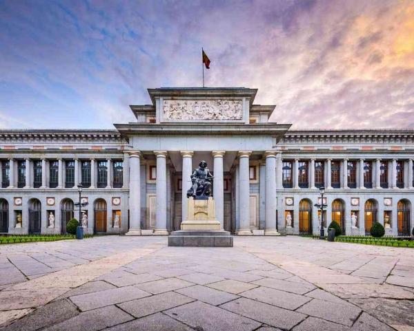 tolles museum in Prado