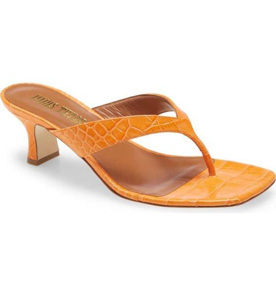 trendifge farben - tolle ideen - schöne sandalen