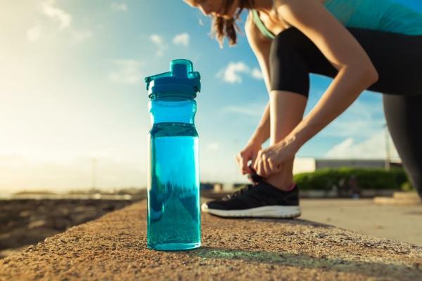 wasser trinken abnehm shake gesund
