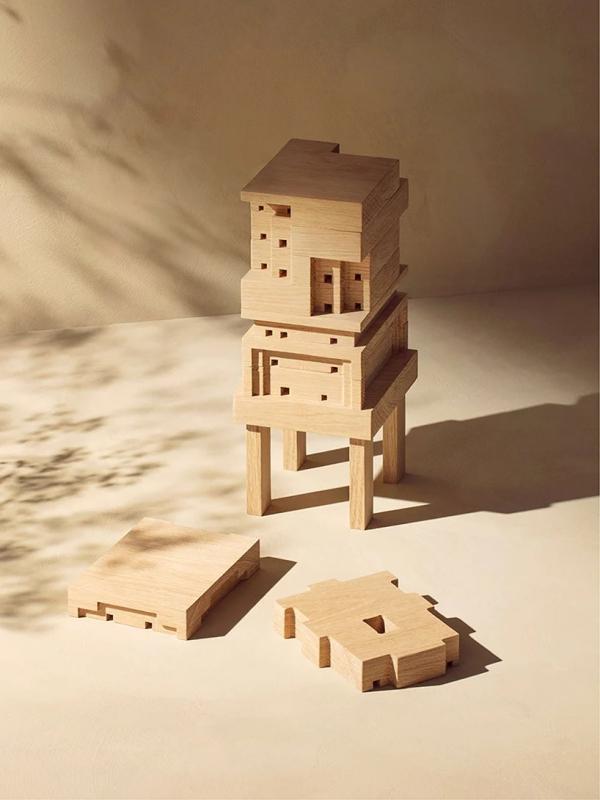 Bee Home Diese DIY Ikea-ähnlichen Häuser könnten helfen, die Bienen zu retten bienenhaus selber designen
