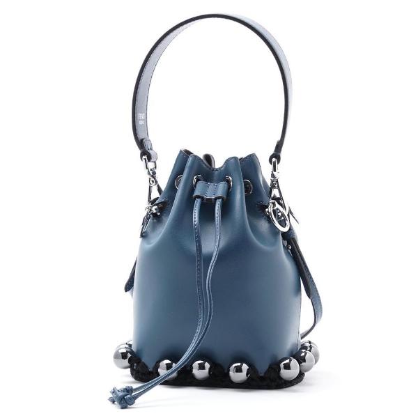 Blau-Graue Idee für Damentaschen