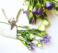 Wie kann man Blumen pressen? – 3 Techniken und über 30 Bilder von Pressblumen