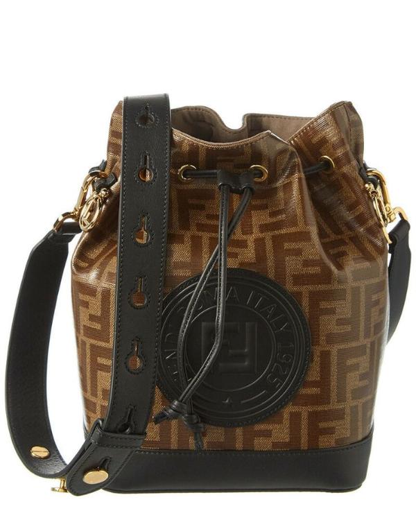 Damentaschen -braun - schwarze Tasche