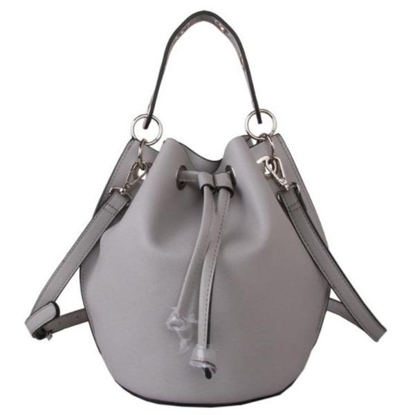 Damentaschen - graue Handtasche