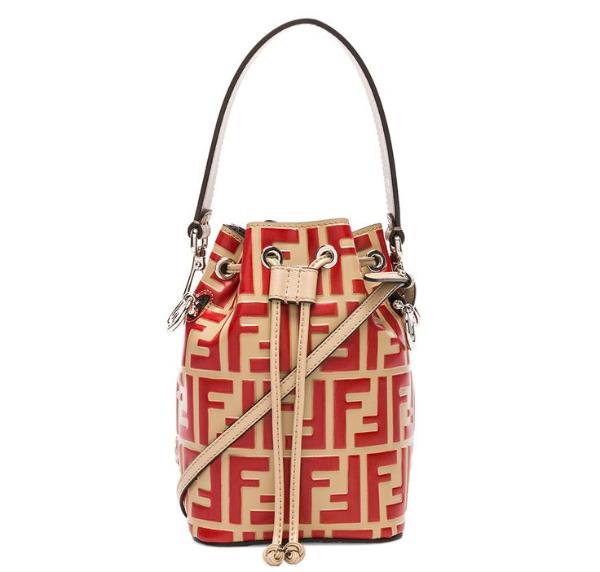 Damentaschen - rot und braun