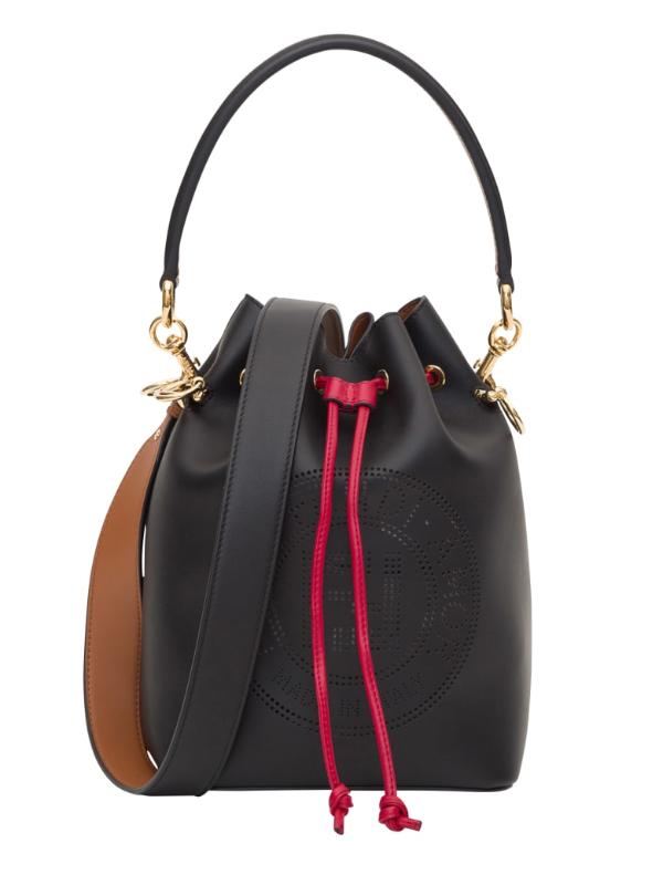 Damentaschen - schwaze Taschen - Lila