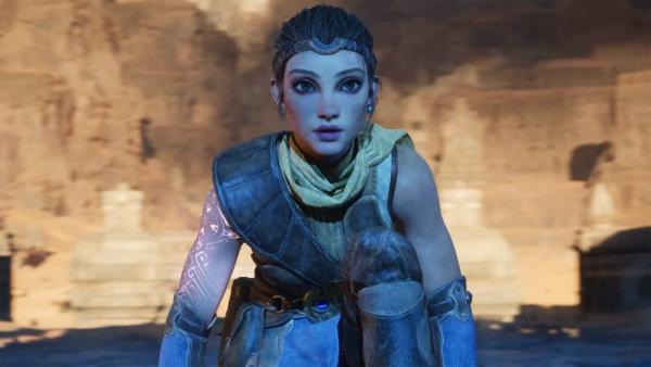 Epic Games kündigt Unreal Engine 5 mit atemberaubender PS5 Demo an lara croft ähnliche heldin