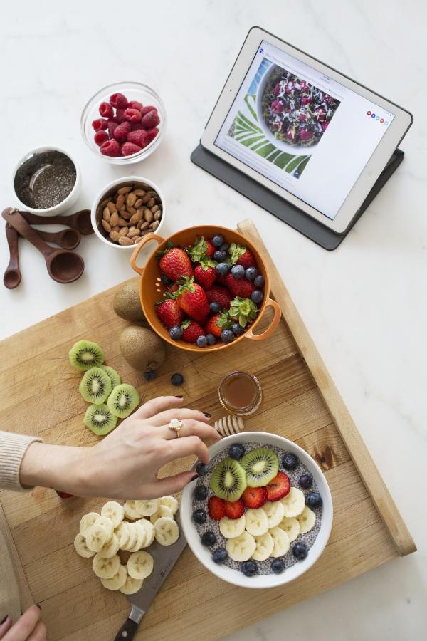 Ernährung vor dem PC - Formula Diät