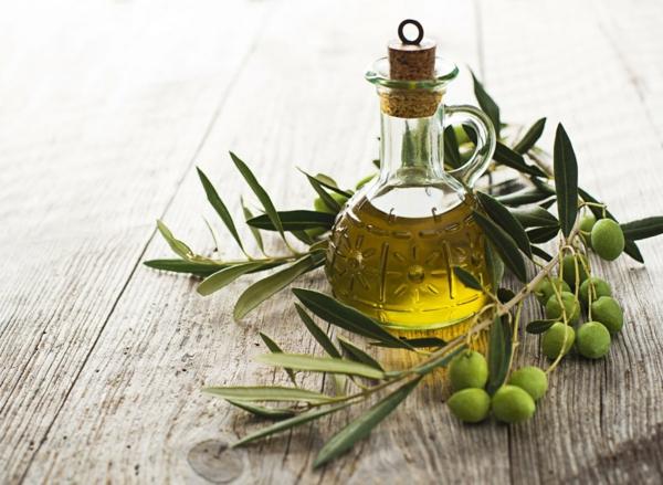 Fett Killer fettverbrennende Lebensmittel Olivenöl
