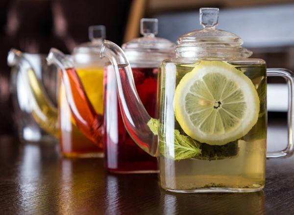 Fett Killer fettverbrennende Lebensmittel Tee trinken Soffwechsel fördern