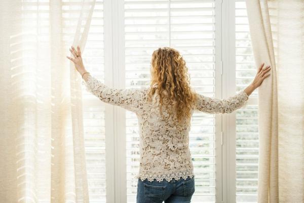 Gardinen waschen empfindliche Stoffe Tipps und Tricks