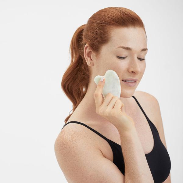 Gesunde Haut Tipps - Gua Sha Massage