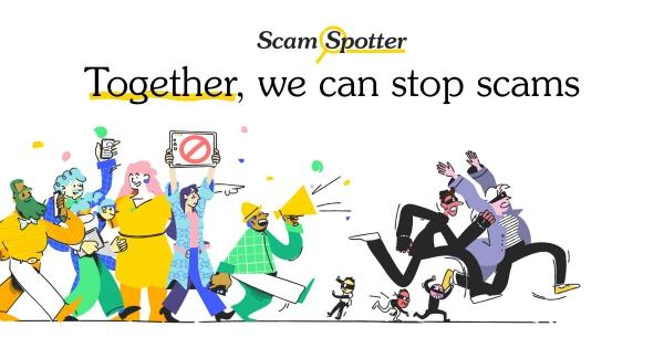Google startet neue Website Scamspotter, um Online-Betrug zu vermeiden google gegen betrüger und hoaxes