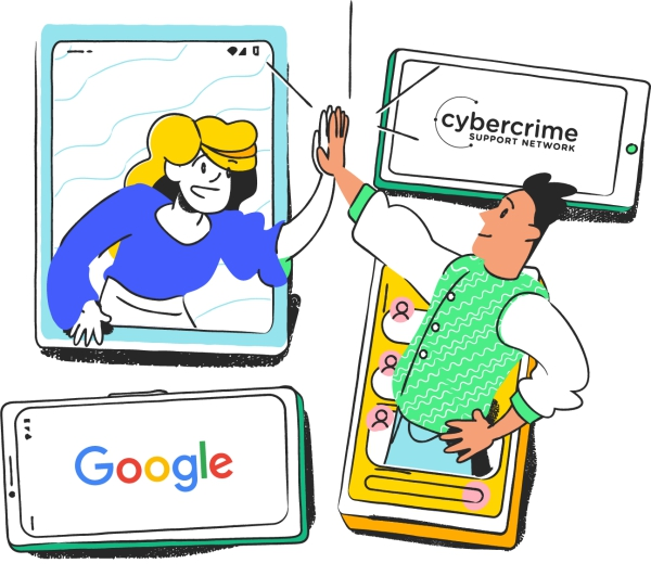 Google startet neue Website Scamspotter, um Online-Betrug zu vermeiden handy sms online internet hoaxes covid 19