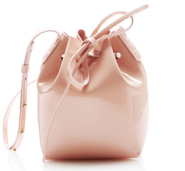 Hellrosa - schöne Tasche - Damentaschen