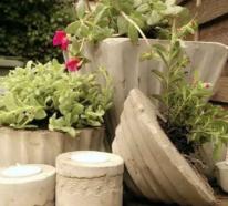 Pflanzenkübel aus Beton – Entdecken Sie die Vielfalt der Möglichkeiten