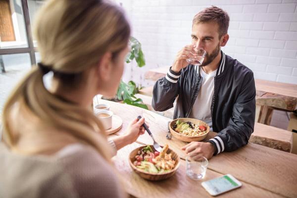 Mittagstief - eine Mahlzeit - tolle Idee