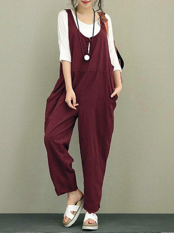 Mode Trends - sehr breites Modell Jumpsuit