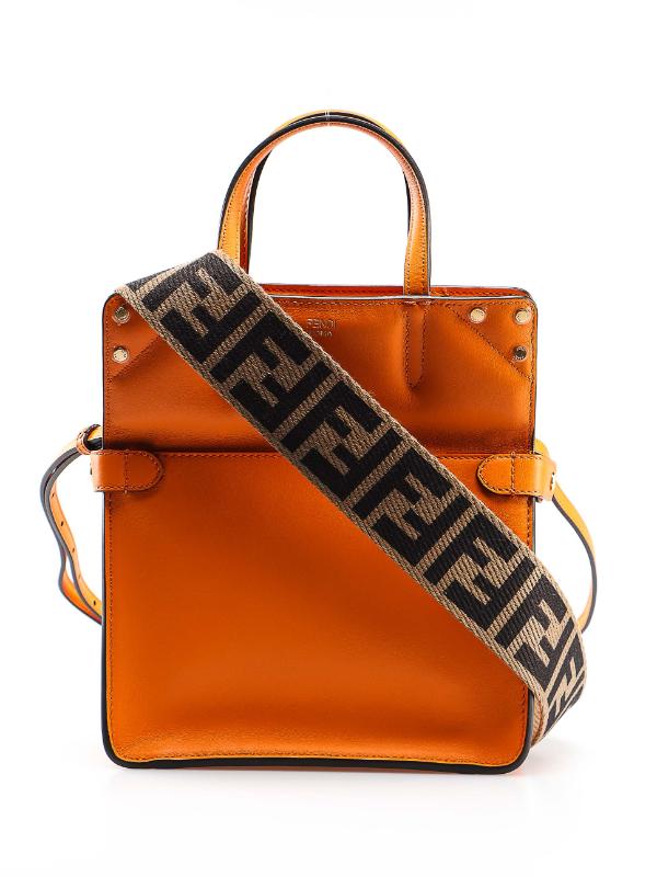 Orangene idee für Damentaschen