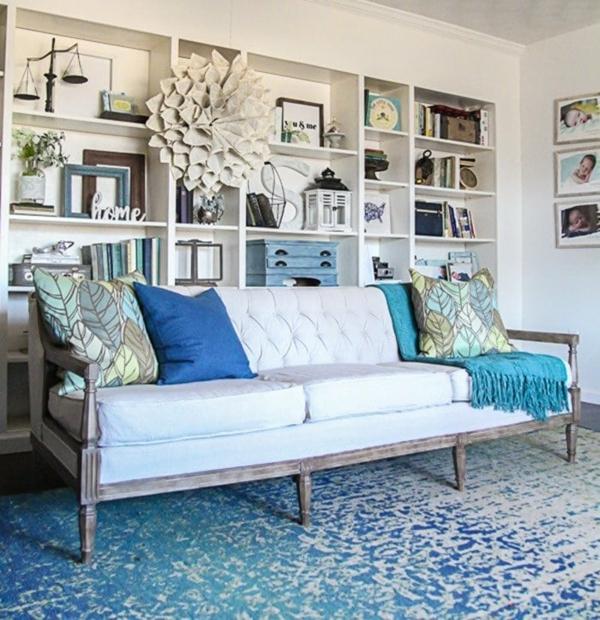 Sofa neu beziehen lassen Tipps aus alt wird neu