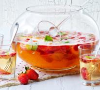 Sommerbowle – unser Lieblingsgetränk an heißen Tagen