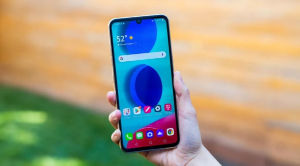 Top 5 5G Smartphones von 2020 lg v60 thinq 5g