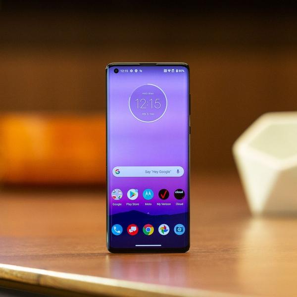 Top 5 5G Smartphones von 2020 motorola edge plus 5g modell