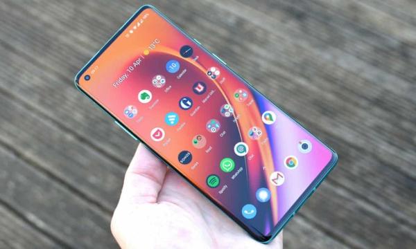 Top 5 5G Smartphones von 2020 oneplus 8 pro modell mit 5g