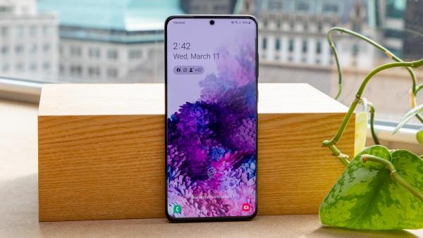 Top 5 5G Smartphones von 2020 samsung galaxy s20 modell