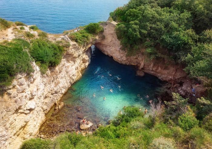 Top 5 der schönsten Strände der Welt Hidden Grotto Beach Lieblingsort für verliebte Paare