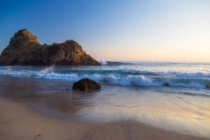 Top 5 der schönsten Strände der Welt Pfeifer Beach Kalifornien ein Traumziel Reiselustige