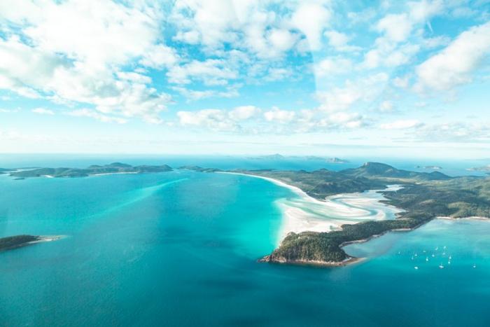 Top 5 der schönsten Strände der Welt Whitehaven Beach Australien nächstes Reiseziel