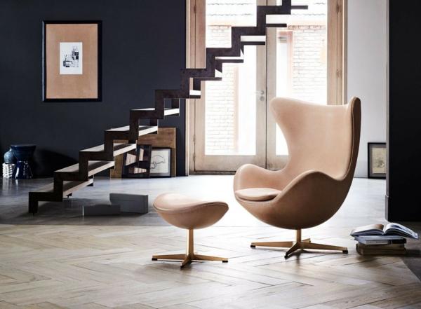 aj egg chair arne jacobsen designklassiker
