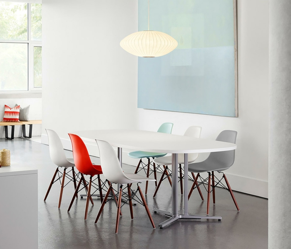 dsw eames chairs designklassiker esszimmer
