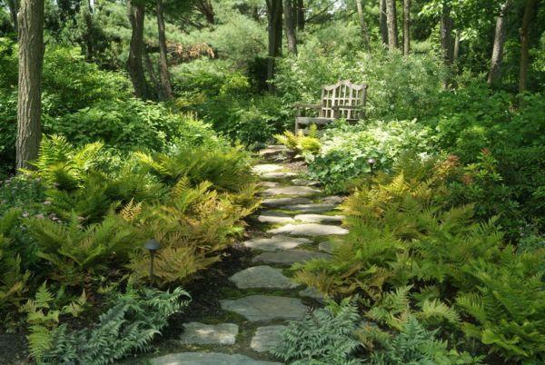 ein toller Garten im Hof Naturgarten anlegen