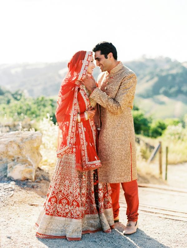 indische Hochzeit Zeremonie