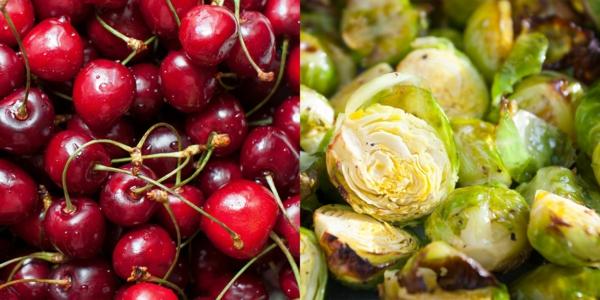lebensmittel gesund gemüse obst glyx diät