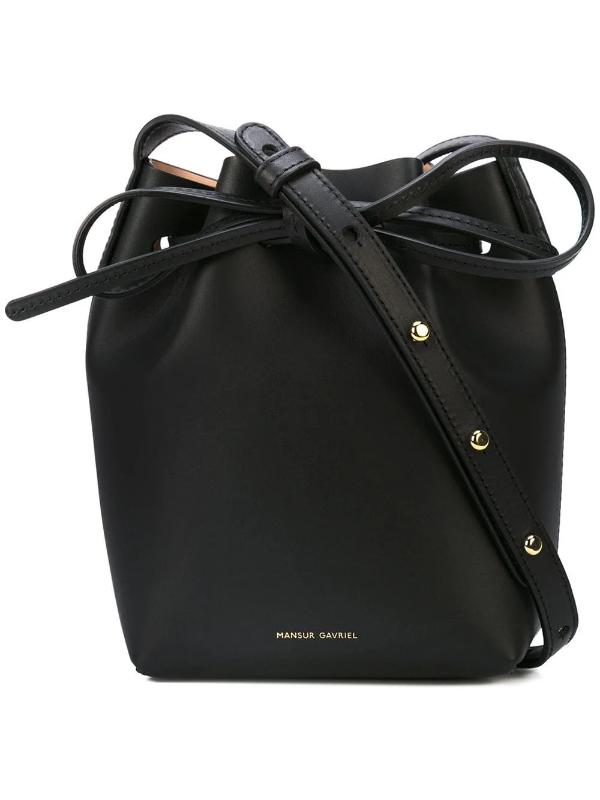 schwarze Handtasche - Damentaschen