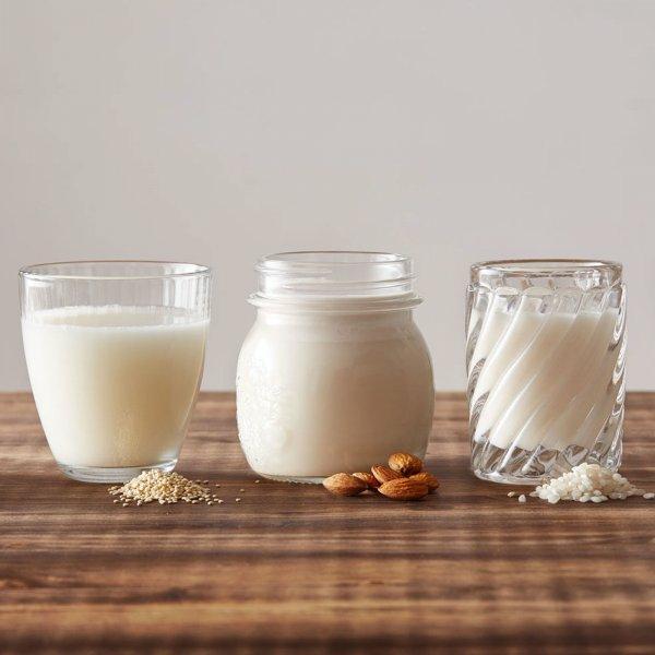 Alternativen zu Kuhmilch Milchalternativen laktosefrei