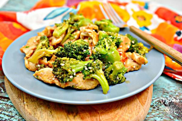 Brokkoli kochen Abendessen Ideen
