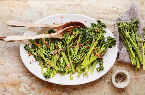 Brokkoli kochen gekochtes Ideen