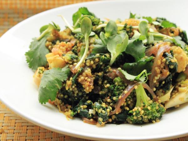 Brokkoli kochen gesundes Essen