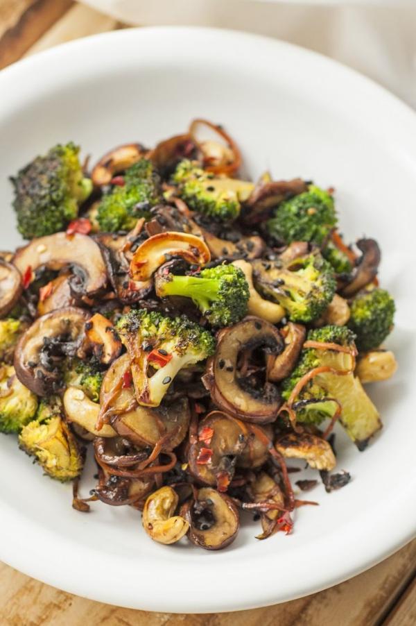 Brokkoli kochen - tolle gesunde Salate