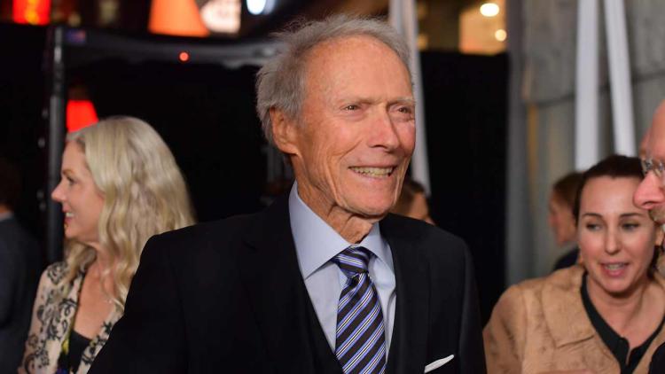 Clint 90 Jahre alt eine lebende Film-Legende denkt nicht an Ruhestand