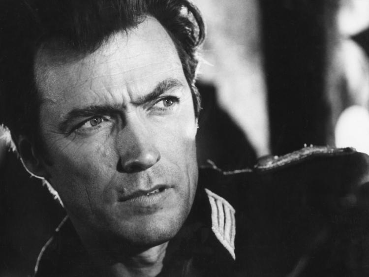 Clint Eastwood feiert 90.Geburtstag hier als junger Schauspieler Italo Western erster großer Erfolg