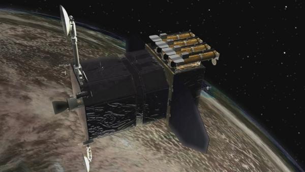 Das Solar Dynamics Observatory der NASA erkennt die größte Sonneneruption seit 2017 solar dynamics observatory satellit