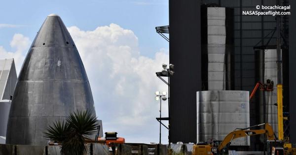 Der Raketenprototyp Starship SN4 von SpaceX explodiert während Test sn5 und sn6 bereits in produktion
