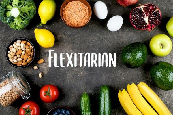 Flexitarier Diät flexitarische Ernährung Lebensmittel